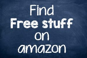 free stuff on amazon